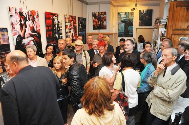 Ivan Šnobl výstava 2011